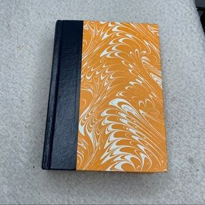 Readers Digest Yellow Pattern Hardcover Book